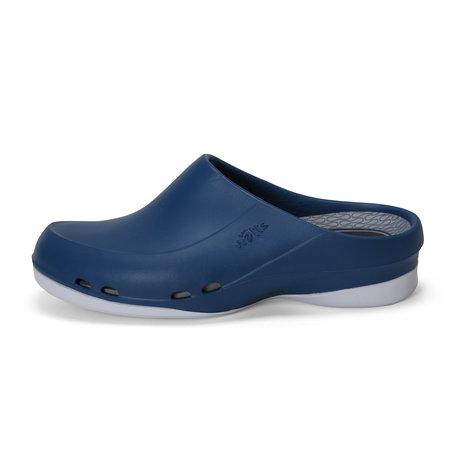 Yoan Slide - medical clogs - women - navy blue - 35 to 43