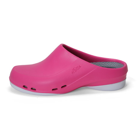 Yoan Slide - medical clogs - women - pink - 35 to 43