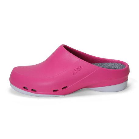 Yoan Slide - medische werkschoen open - dames - roze - 35 tm 43