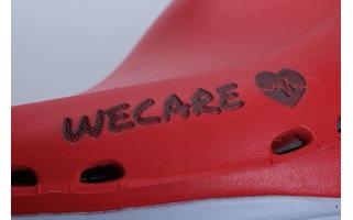 WeCare actie! Wie gun  jij een paar Watts schoenen?
