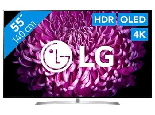 LG OLED 55B7 Televisie