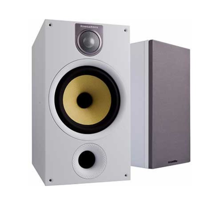 685 S2 Wit Hifi speakers (per paar)