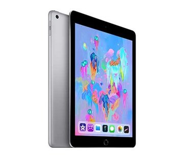 Apple iPad (2018) 128GB Wifi Space Gray