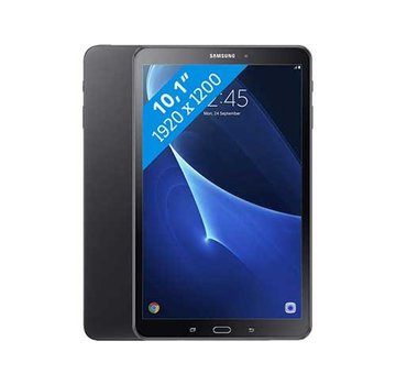 Samsung A 10.1 Wifi 32GB Tablet Zwart