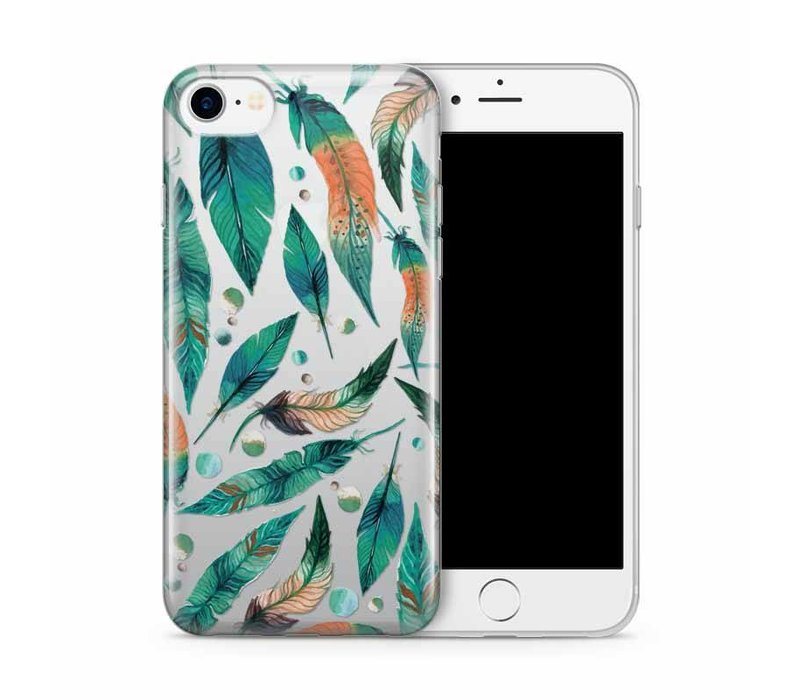 iPhone 7/8 Indian Feathers