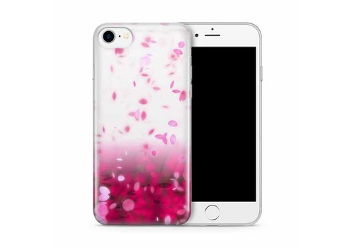 CWL iPhone 7/8 Pink Rain Cherry Blossom