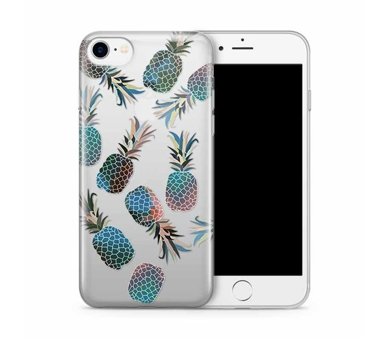 iPhone 7/8 Blue Pineapple