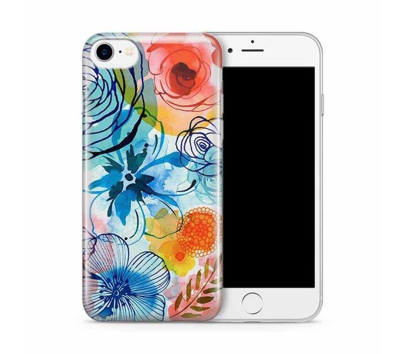 iPhone 7/8 Tropical Watercolor