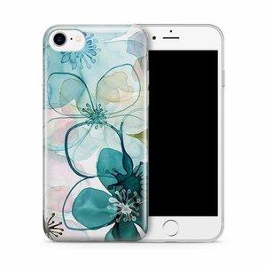 CWL iPhone 7/8 Purple Peony Watercolor