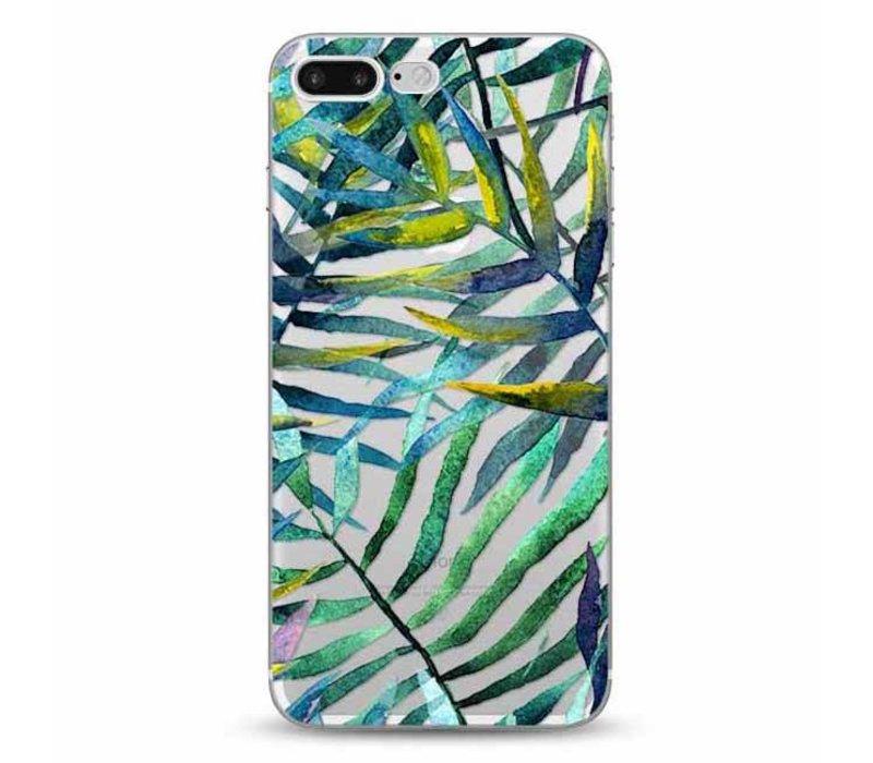iPhone 7 Plus / 8 Plus Aloha Summer Green Leaves
