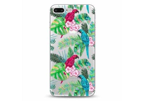 CWL iPhone 7 Plus / 8 Plus Peacock Floral