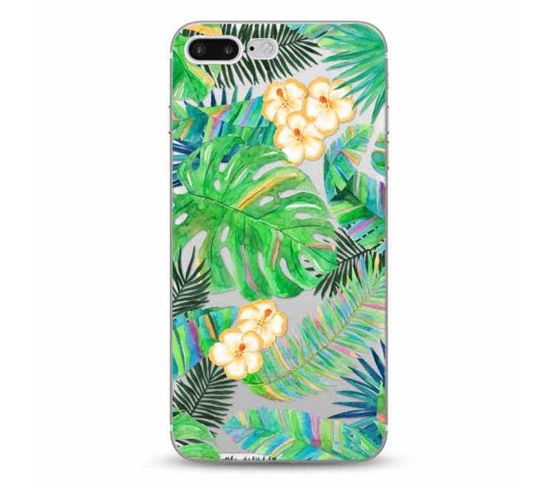 iPhone 7 Plus / 8 Plus Tropical Leaves