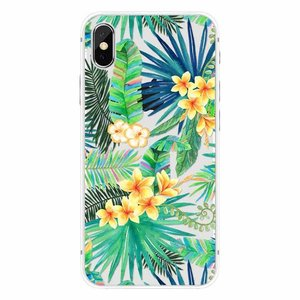 CWL iPhone X Exotic Flower