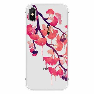 CWL iPhone X Red Blossom
