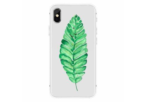 CWL iPhone X Tropical Plant