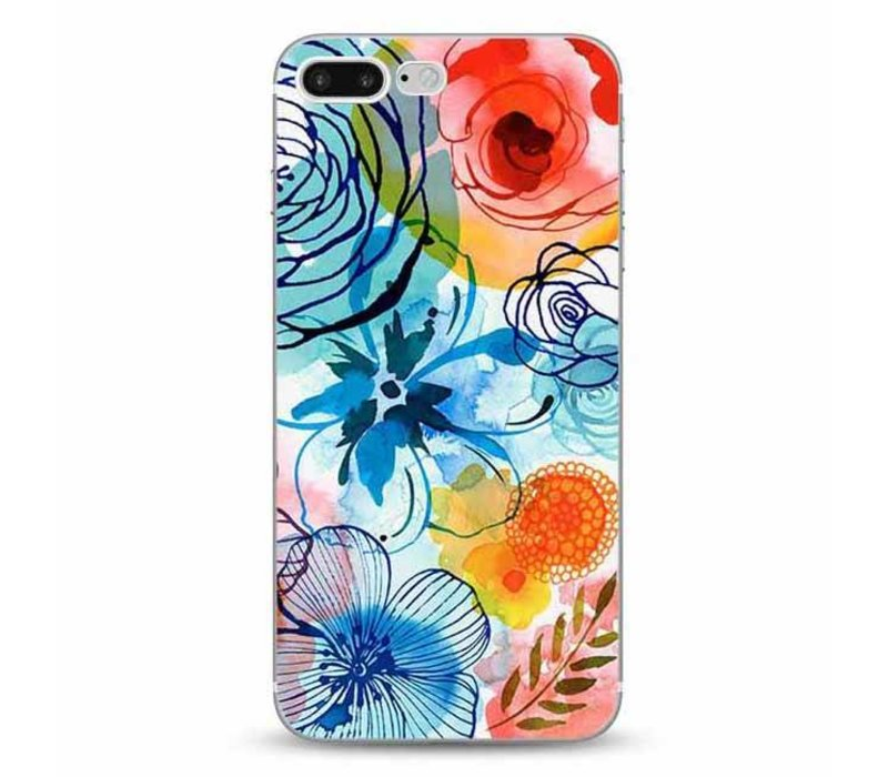 iPhone 7 Plus / 8 Plus Tropical Watercolor