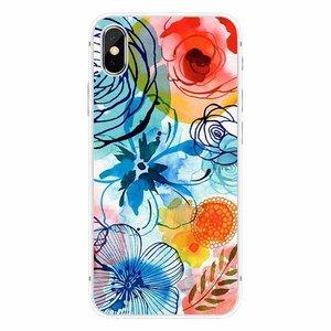 CWL iPhone X Tropical Watercolor