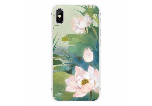 CWL iPhone X Romantic Water Lily