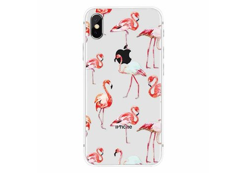 CWL iPhone X Tropical Bird
