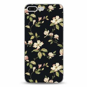 CWL iPhone 7 Plus / 8 Plus Floral Black