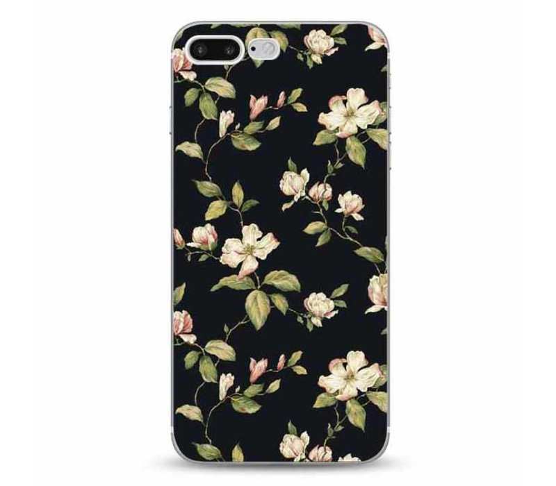 iPhone 7 Plus / 8 Plus Floral Black