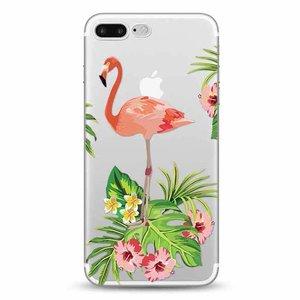CWL iPhone 7 Plus / 8 Plus Flamingo Garden