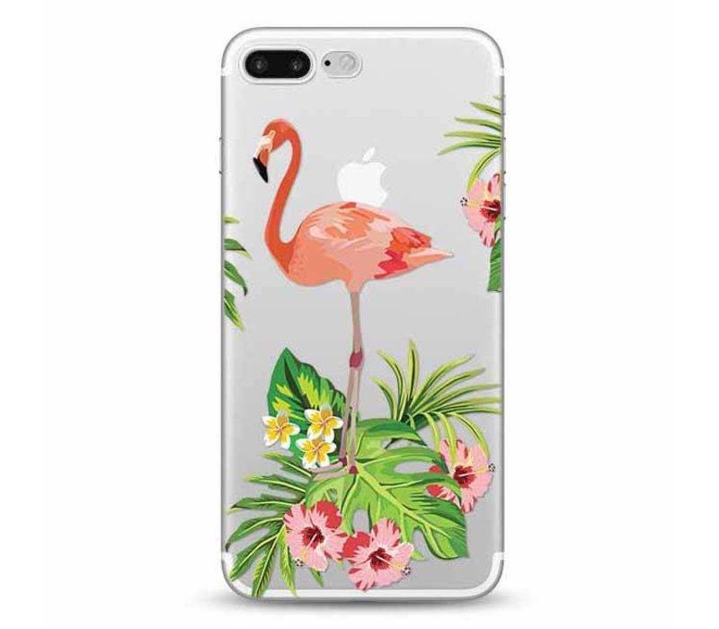 iPhone 7 Plus / 8 Plus Flamingo Garden