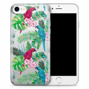 CWL iPhone 7/8 Peacock Floral