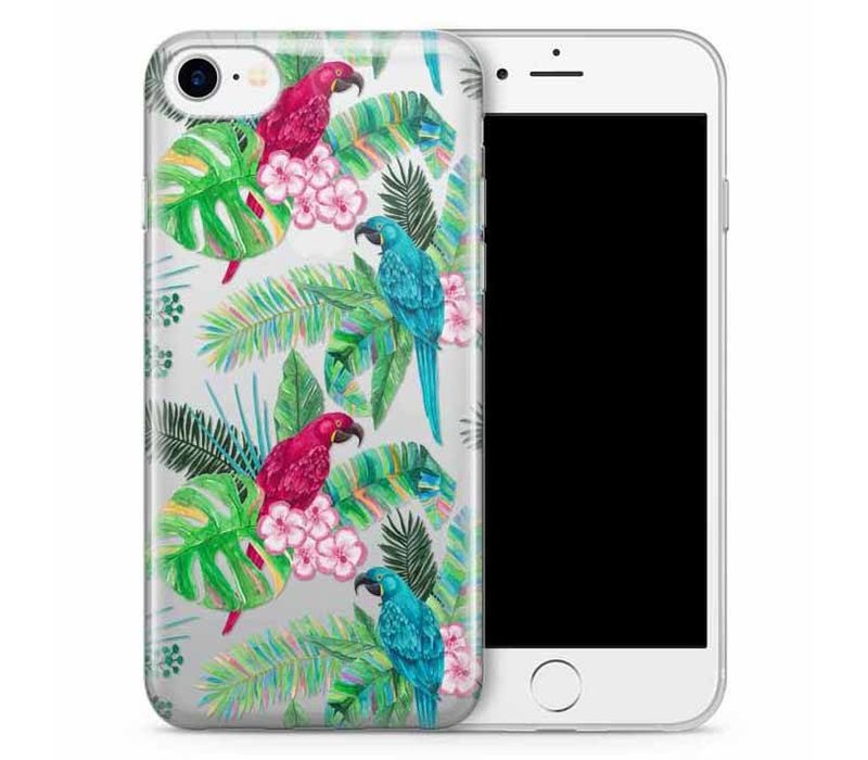 iPhone 7/8 Peacock Floral