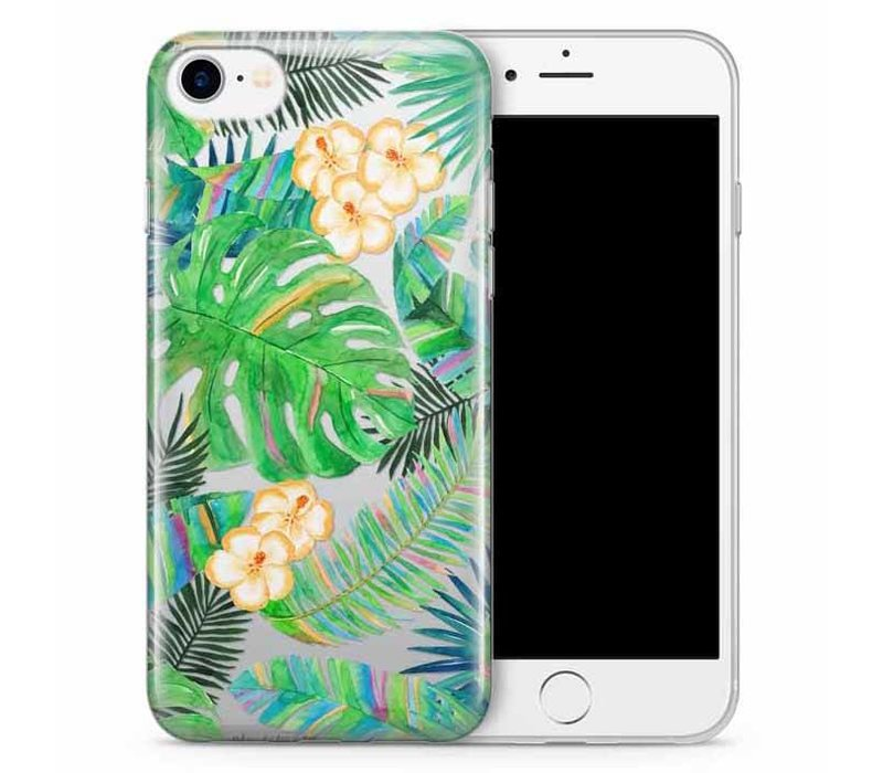 iPhone 7/8 Tropical Leaves