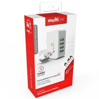 4-Ports USB Powerstation 4.4A