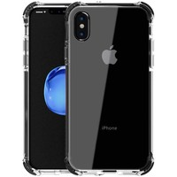Apple iPhone X / iPhone XS Tactical Armor - Shock Shield - Black