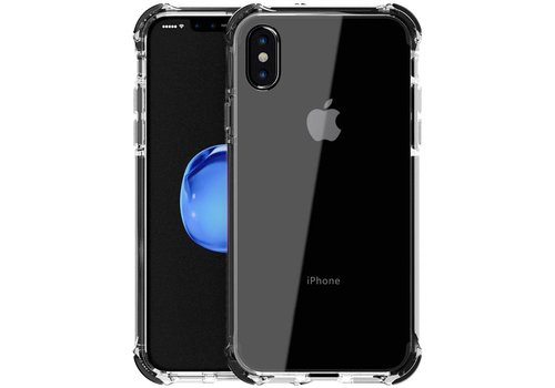 Livon Apple iPhone X / iPhone XS Tactical Armor - Shock Shield - Black