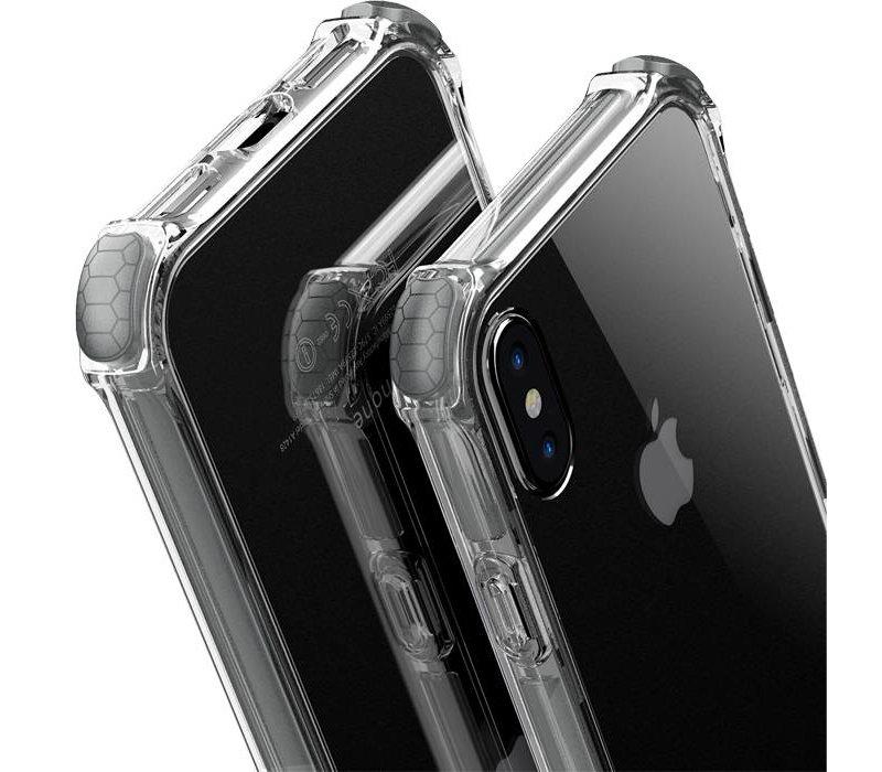 Apple iPhone 7 Plus / iPhone 8 Plus Tactical Armor - Shock Shield - Black