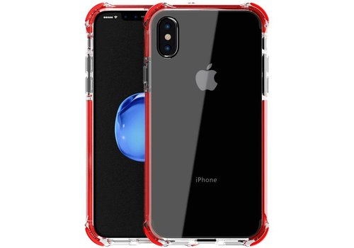 Livon Apple iPhone 7 / iPhone 8 Tactical Armor -Shock Shield - Red