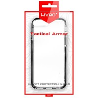 Apple iPhone 7 Plus  / iPhone 8 Plus Tactical Armor - Pure Shield - Black