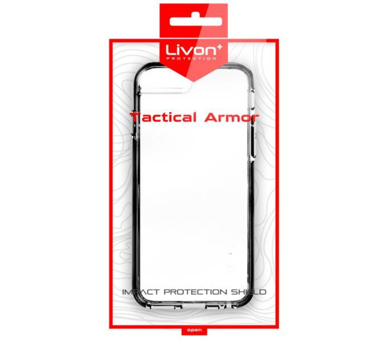 Apple iPhone X/iPhone XS Tactical Armor - Pure Shield - Black