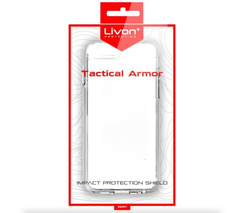 Apple iPhone X/iPhone XS Tactical Armor - Pure Shield - White