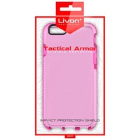 Apple iPhone X / iPhone XS Tactical Armor - Pure Shield - Pink