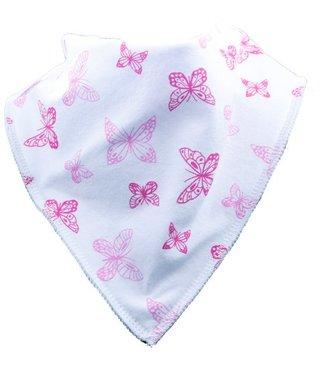 Bandana Bibble Butterfly