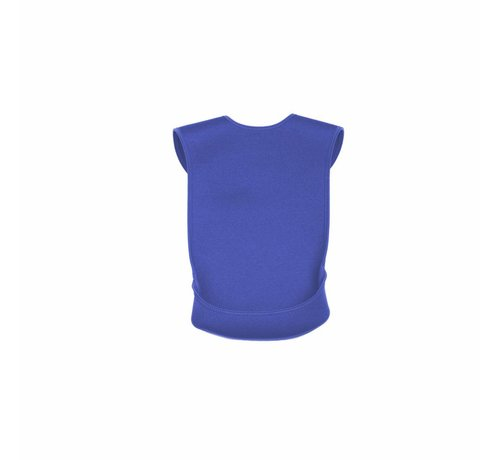 Bibetta Care Bibetta Tabard Slab Junior Blauw Pro80