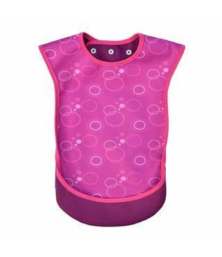 Tabard Bib Junior Pink bubbles