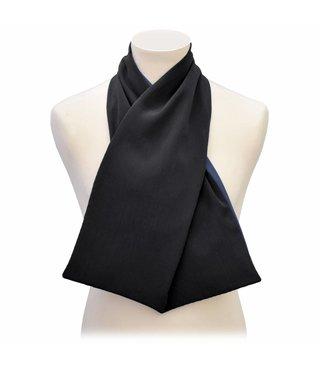 Cross Scarf Care Design Black