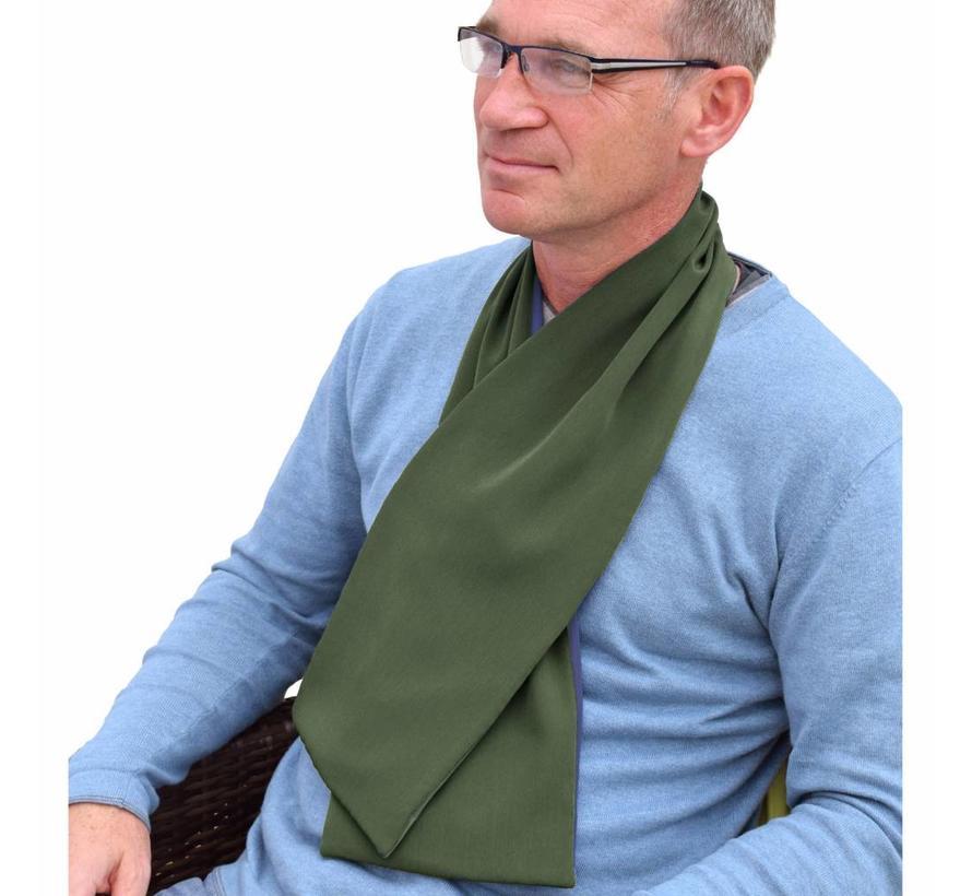 Bibetta Heren Sjaal Care Design Khaki