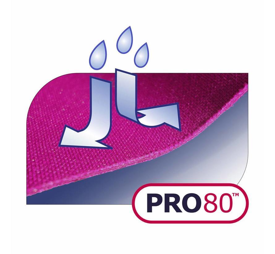 Bibetta Tabard Slab Junior Roze Bellen Pro80