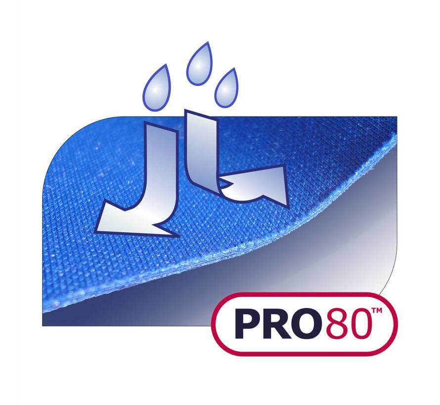 Bibetta Tabard Slab Junior Blauw Pro80