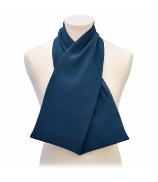 Cross Scarf Care Design Staalblauw