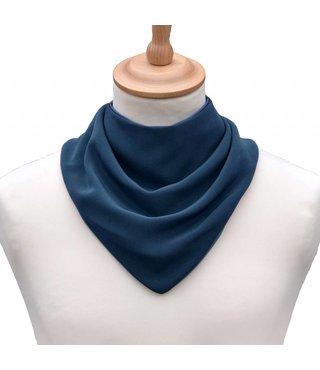Bandana Neckerchief Steel Blue