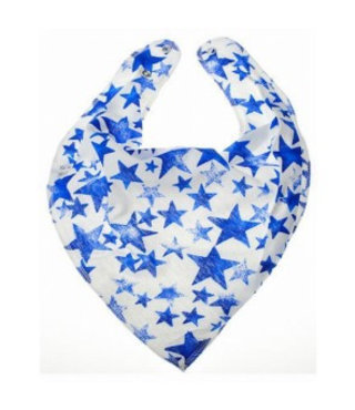 Bandana Bibble  Blue Starlight