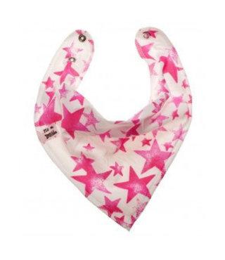 Bandana Bibble Pink Starlight